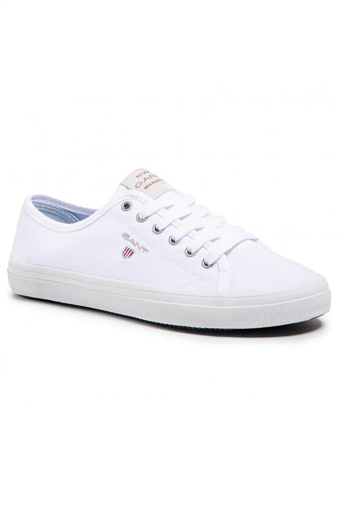 Gant γυναικεία sneakers ''Preptown'' Λευκό 1
