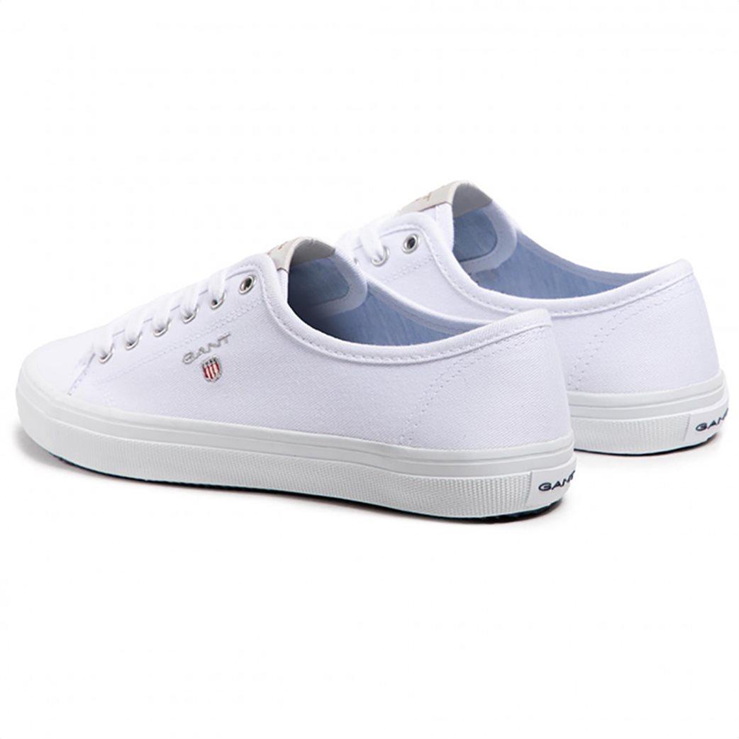 Gant γυναικεία sneakers ''Preptown'' Λευκό 2