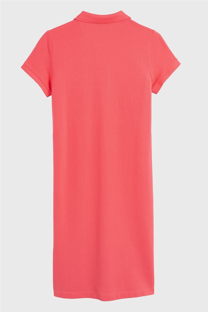 "Gant γυναικείο mini polo πικέ φόρεμα ""Original"" 1"