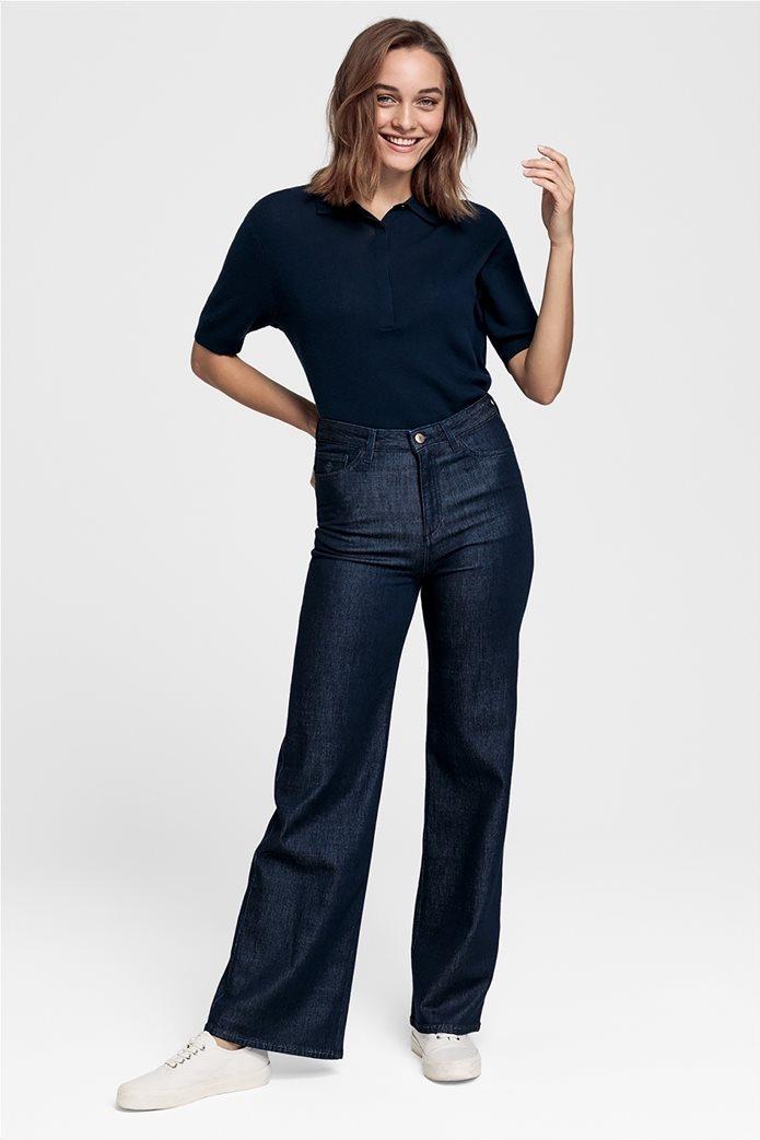 Gant γυναικείο jean παντελόνι flared (32L) 0