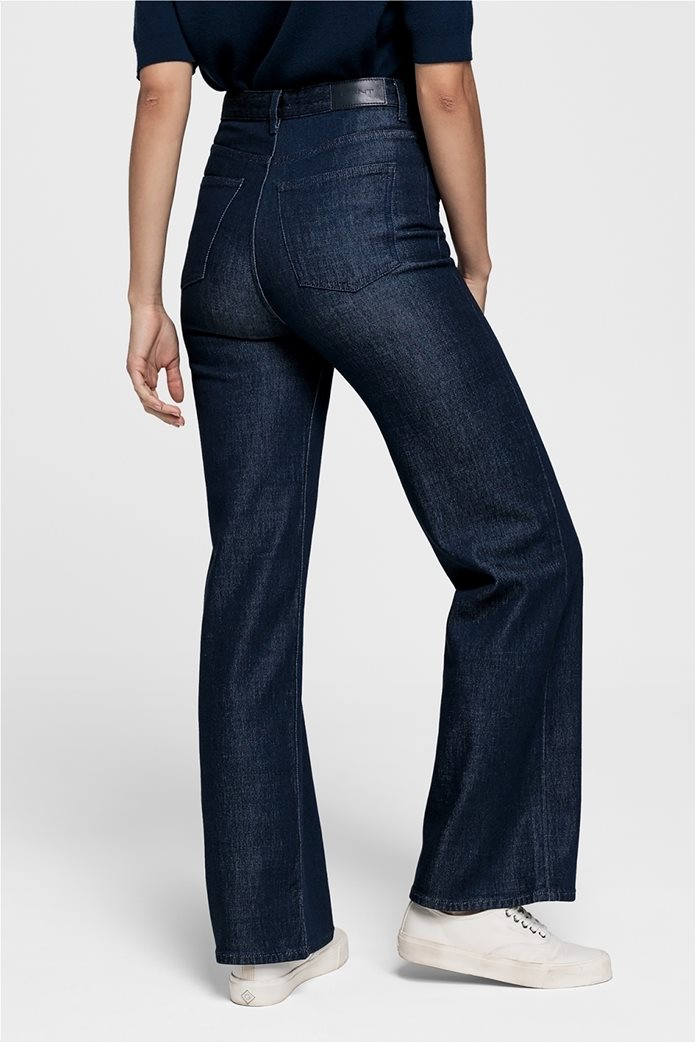 Gant γυναικείο jean παντελόνι flared (32L) 4