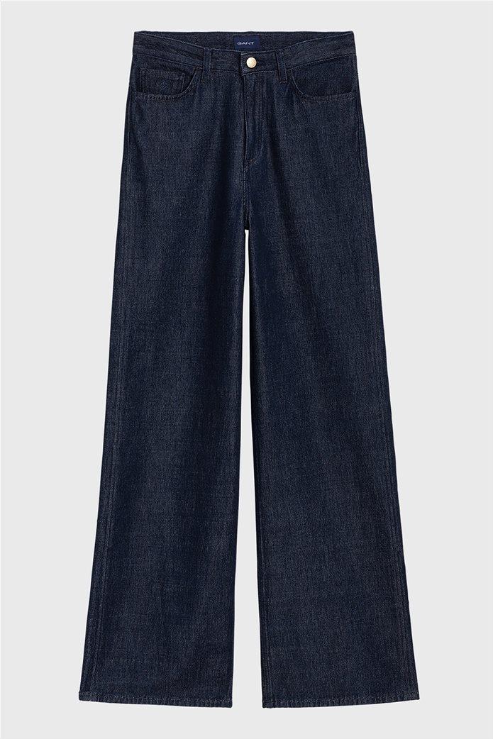 Gant γυναικείο jean παντελόνι flared (32L) 5