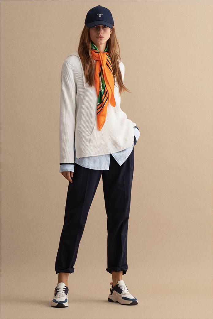 Gant γυναικείο chino παντελόνι ψηλόμεσο 0