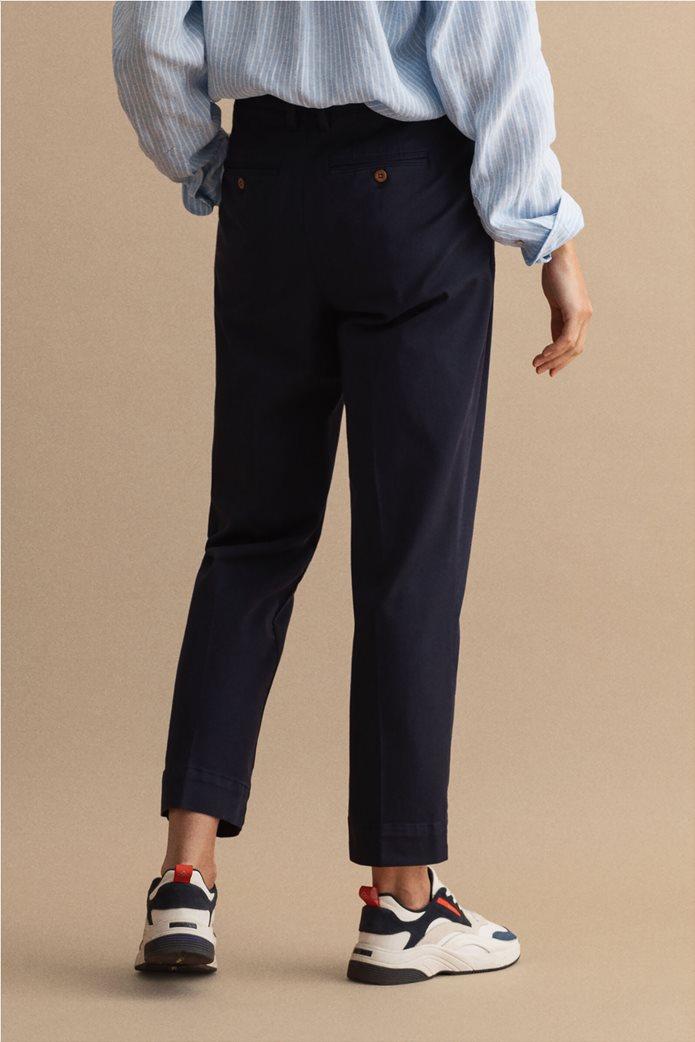 Gant γυναικείο chino παντελόνι ψηλόμεσο 2