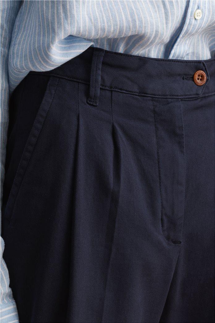Gant γυναικείο chino παντελόνι ψηλόμεσο 3