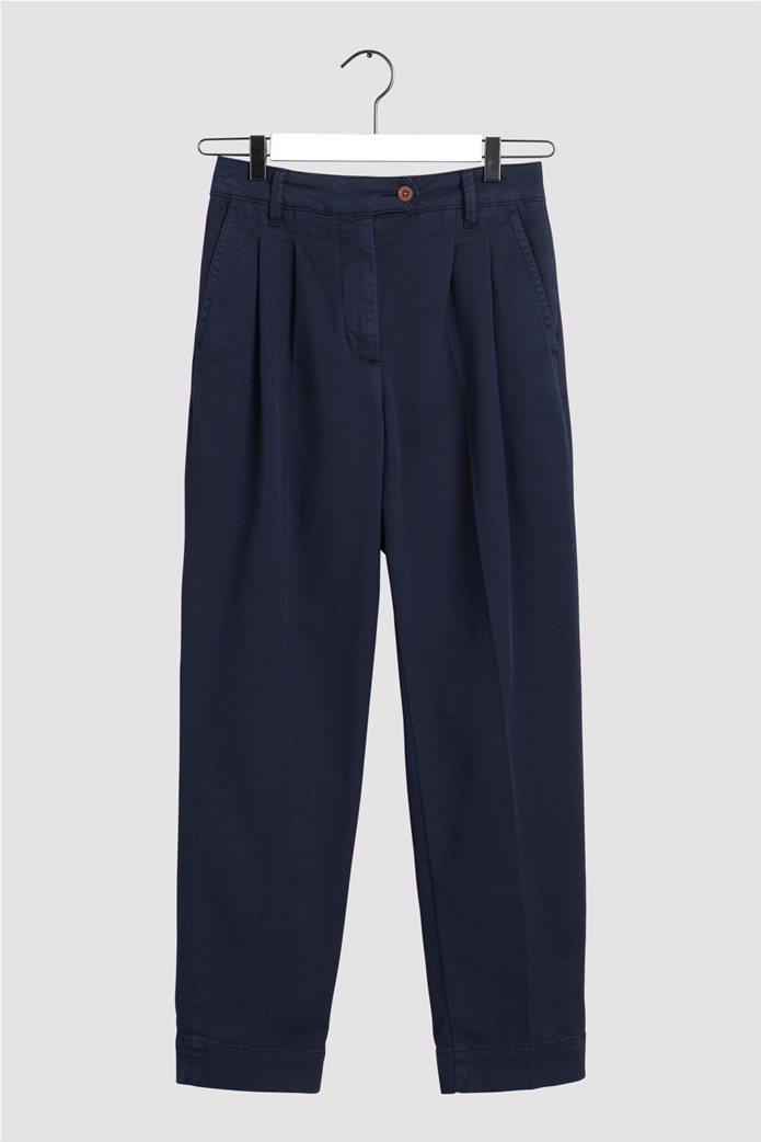 Gant γυναικείο chino παντελόνι ψηλόμεσο 5