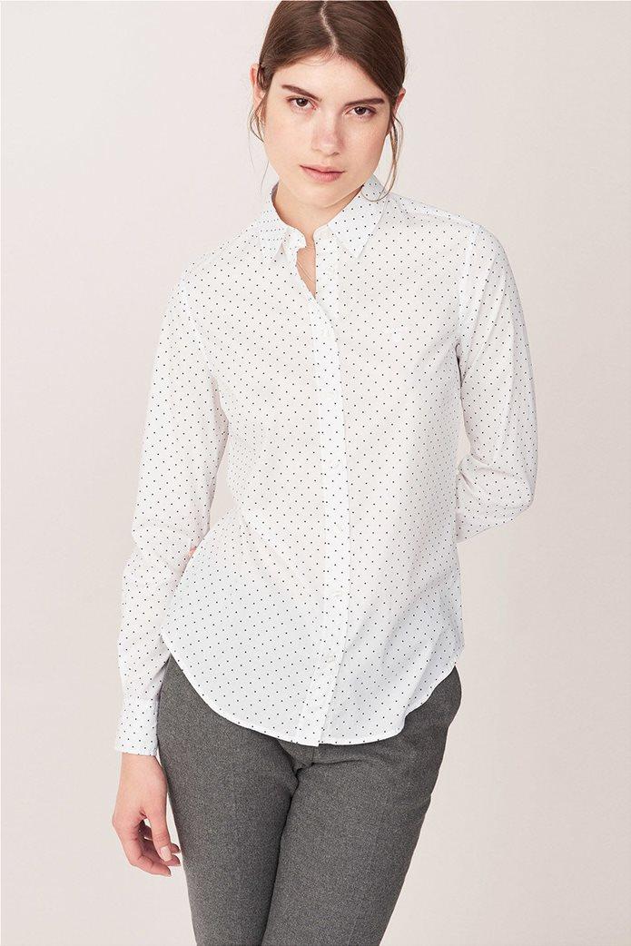 Gant γυναικείο πουκάμισο πουά 0