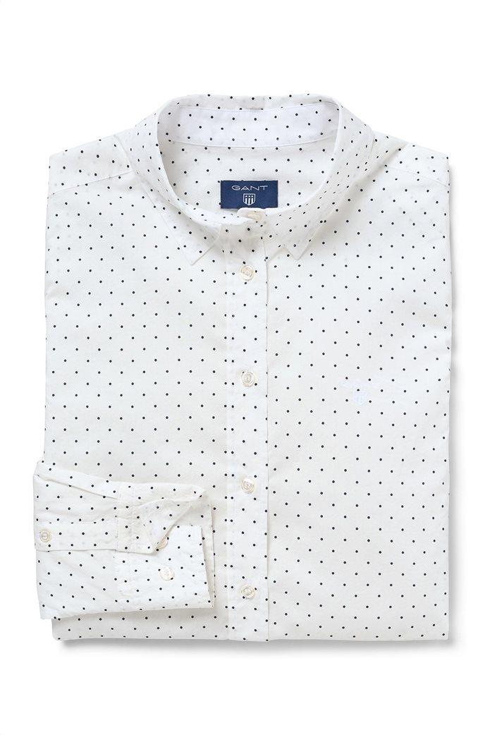 Gant γυναικείο πουκάμισο πουά 1