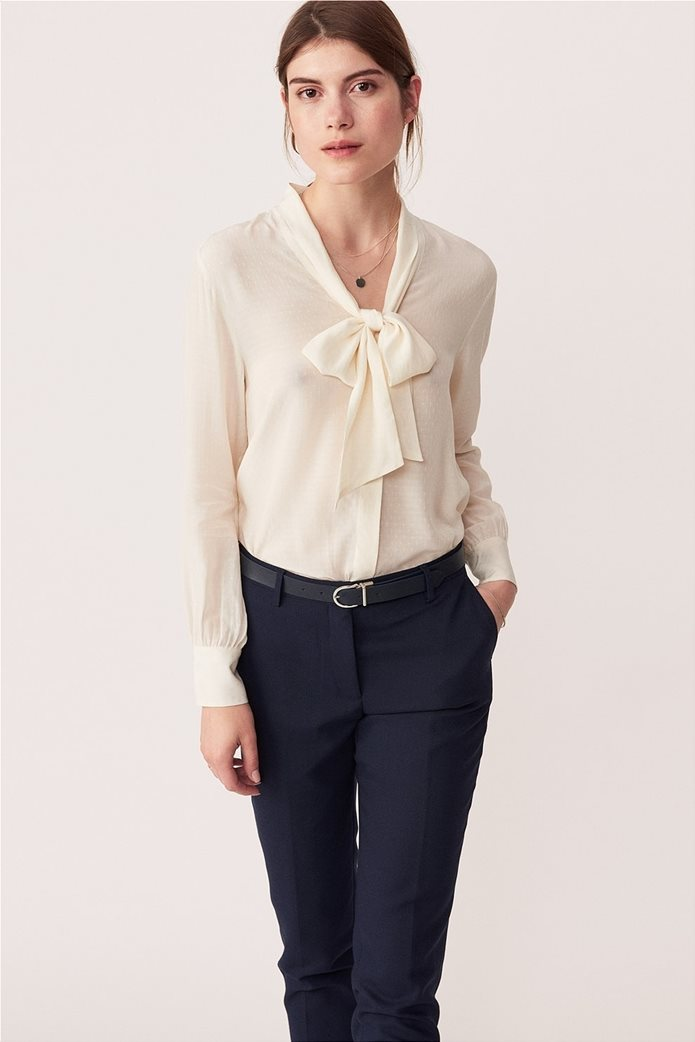 Gant γυναικεία μπλούζα με μικροσχέδιο 1
