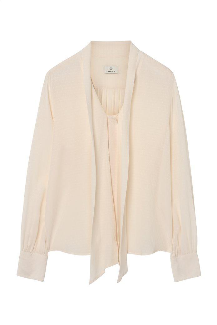 Gant γυναικεία μπλούζα με μικροσχέδιο 2