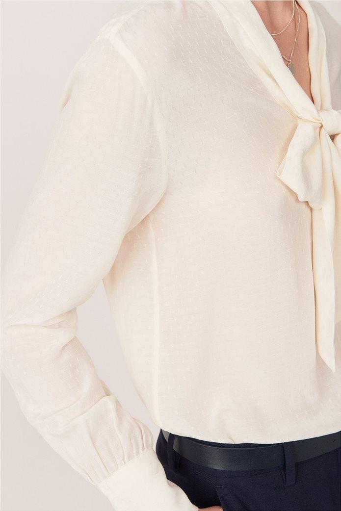 Gant γυναικεία μπλούζα με μικροσχέδιο 10