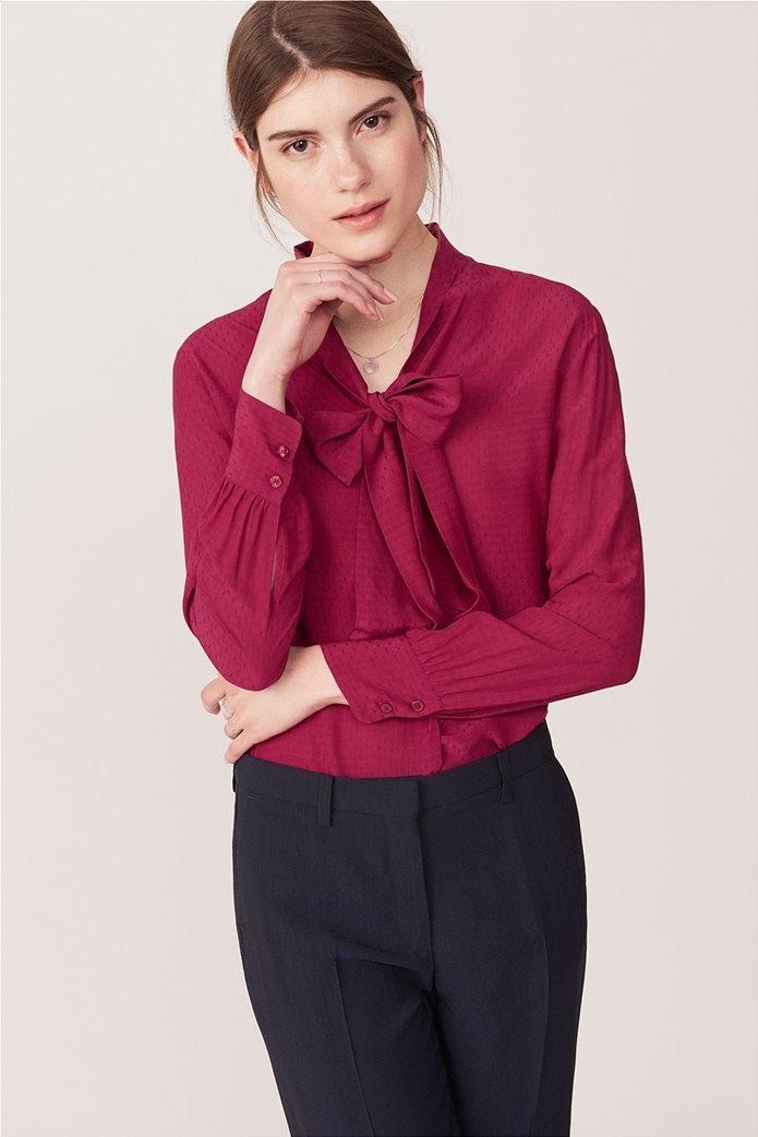 Gant γυναικεία μπλούζα με μικροσχέδιο 0