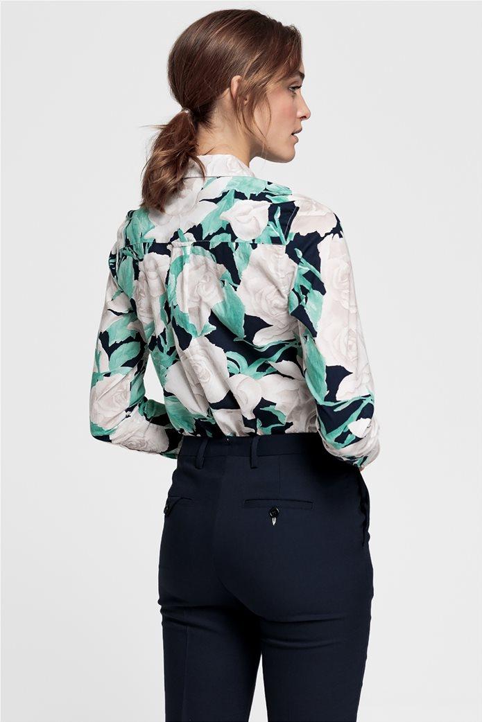 52c6453892 Gant γυναικείο floral πουκάμισο Rose Voile 3