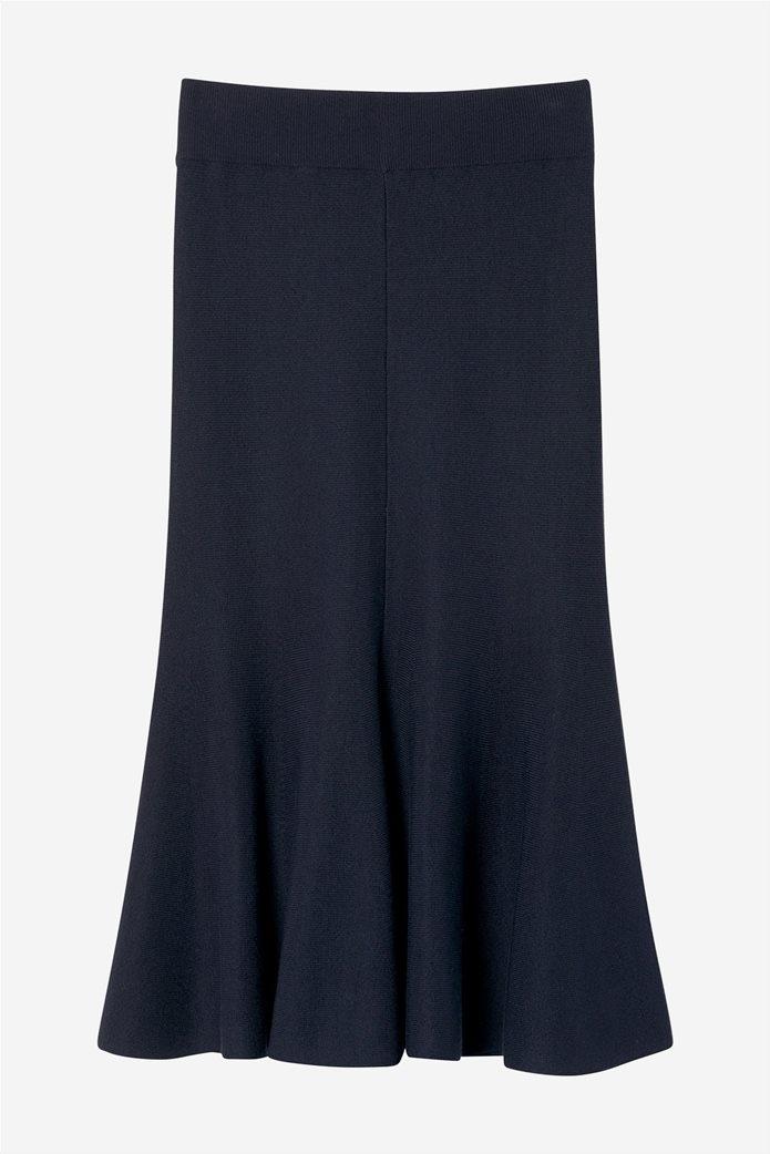 Gant  γυναικεία μίντι φούστα Flared Merino-Blend 3