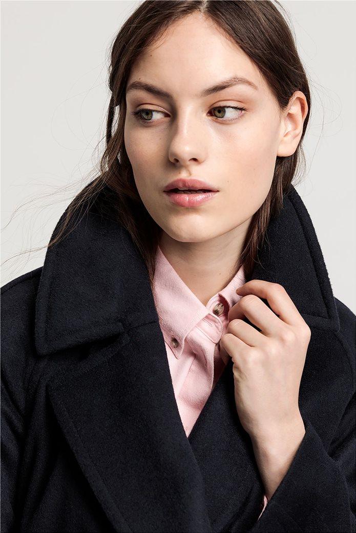 """Gant γυναικείο παλτό μάλλινο """"Wrap Coat"""" 1"""
