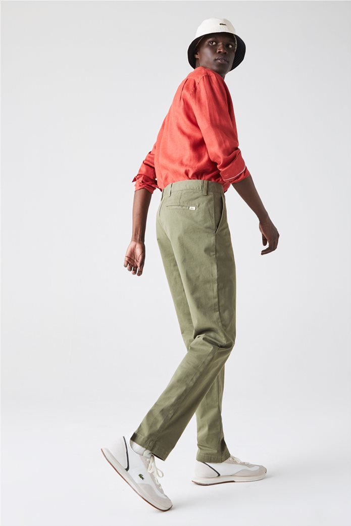 Lacoste ανδρικό chino παντελόνι 2