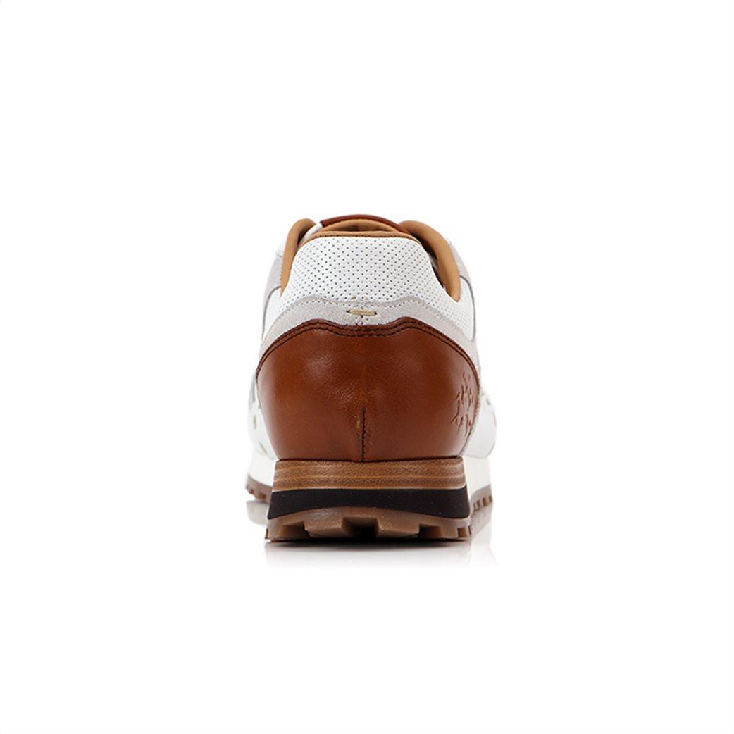 "La Martina ανδρικά δερμάτινα sneakers με κορδόνια ""Scarpa"" 2"