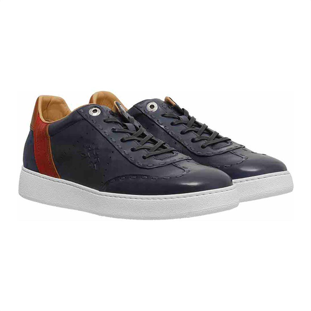 "La Martina ανδρικά δερμάτινα sneakers ""Todi"" 1"