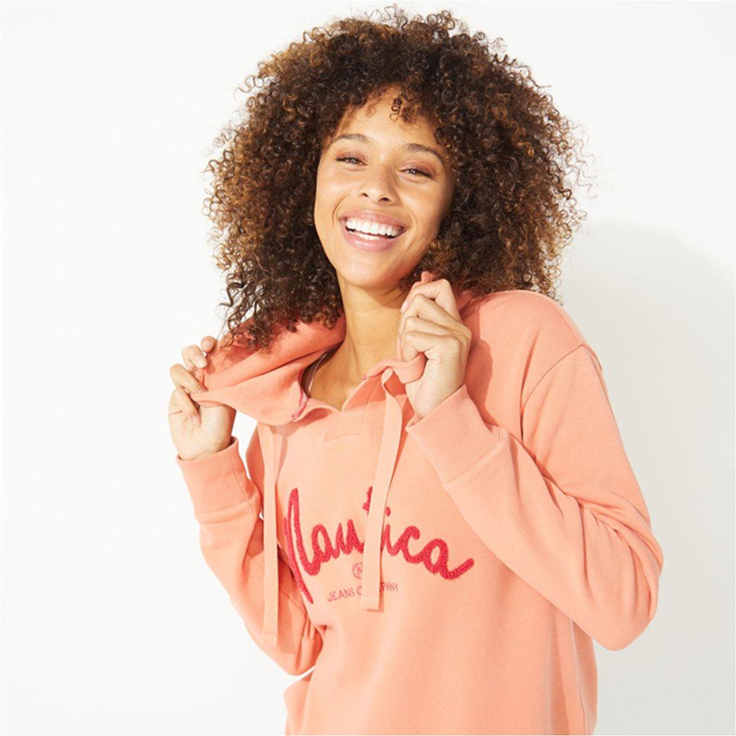 Nautica γυναικεία μπλούζα φούτερ με κουκούλα 3