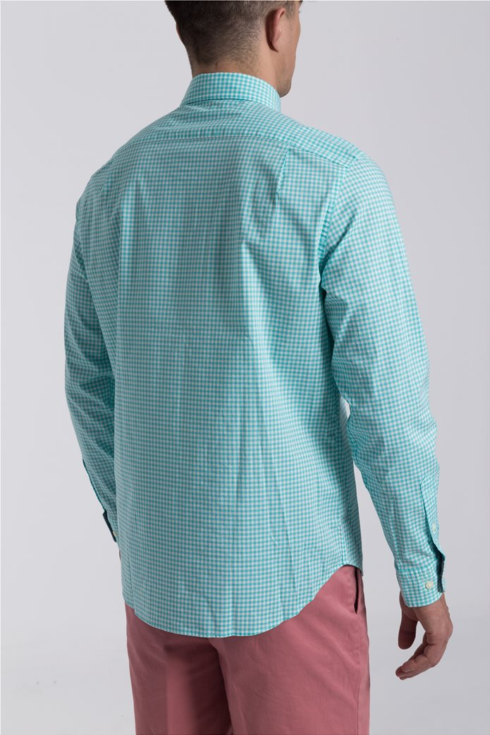 Ανδρικό καρό πουκάμισο Nautica 4