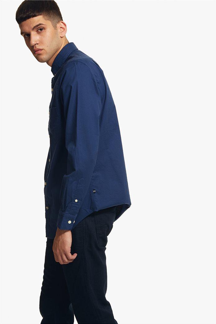 Nautica ανδρικό πουκάμισο Οxford Classic Fit 2