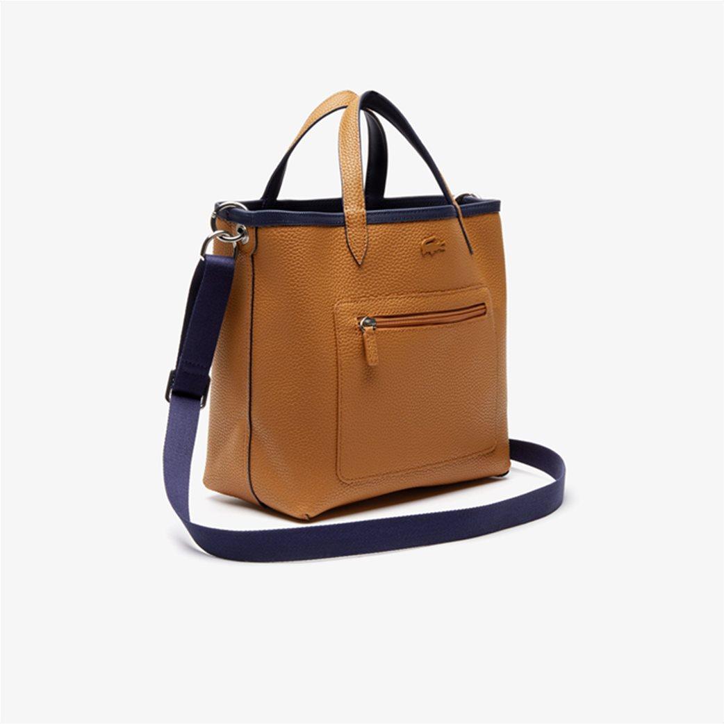 72b0a09e4fd LACOSTE | Lacoste γυναικεία τσάντα χειρός Mini Anna Reversible Piqué ...