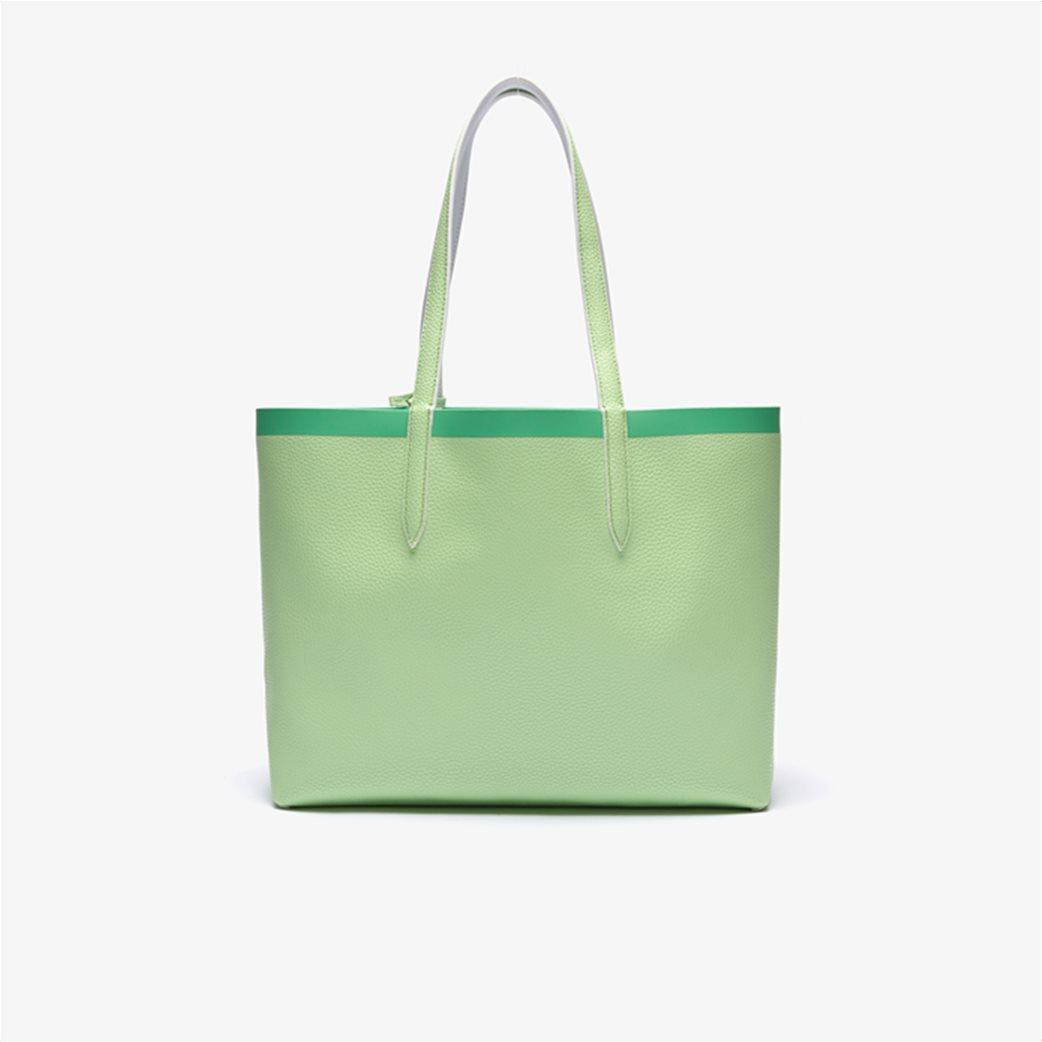 Lacoste γυναικεία τσάντα ώμου διπλής όψης με αποσπώμενο τσαντάκι 6