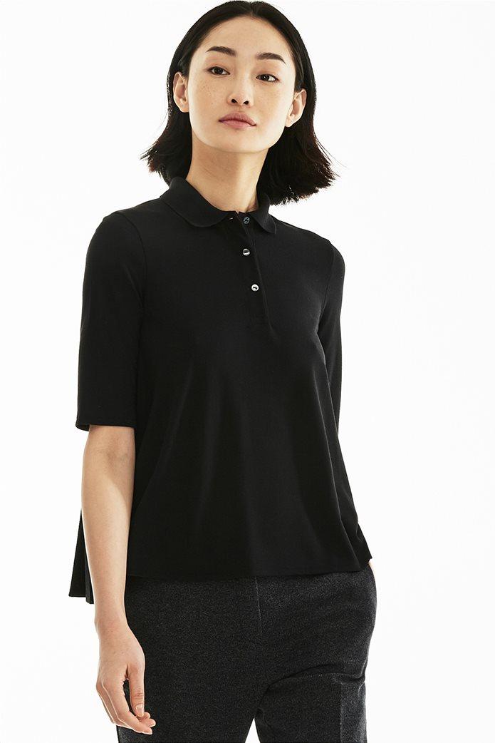Lacoste γυναικεία μπλούζα loose 0