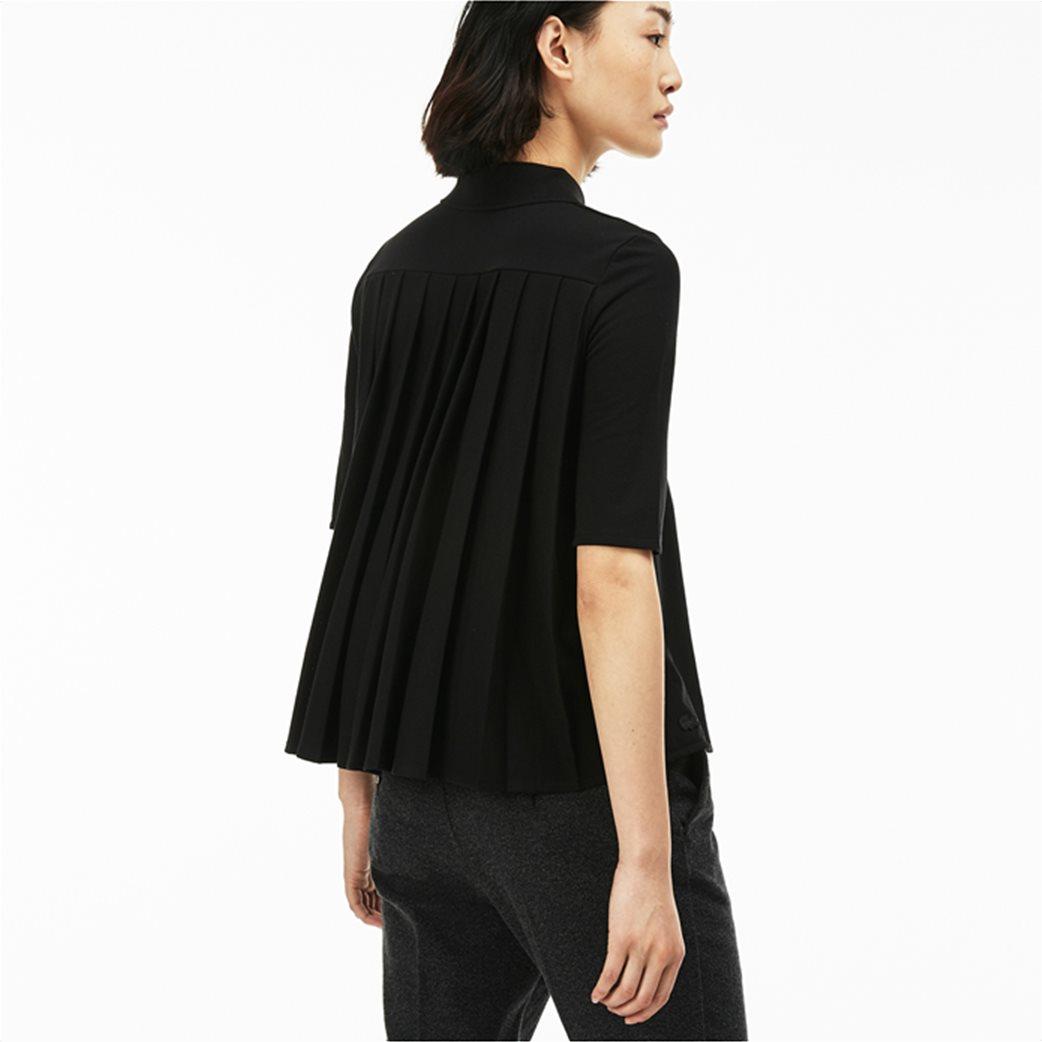Lacoste γυναικεία μπλούζα loose 1
