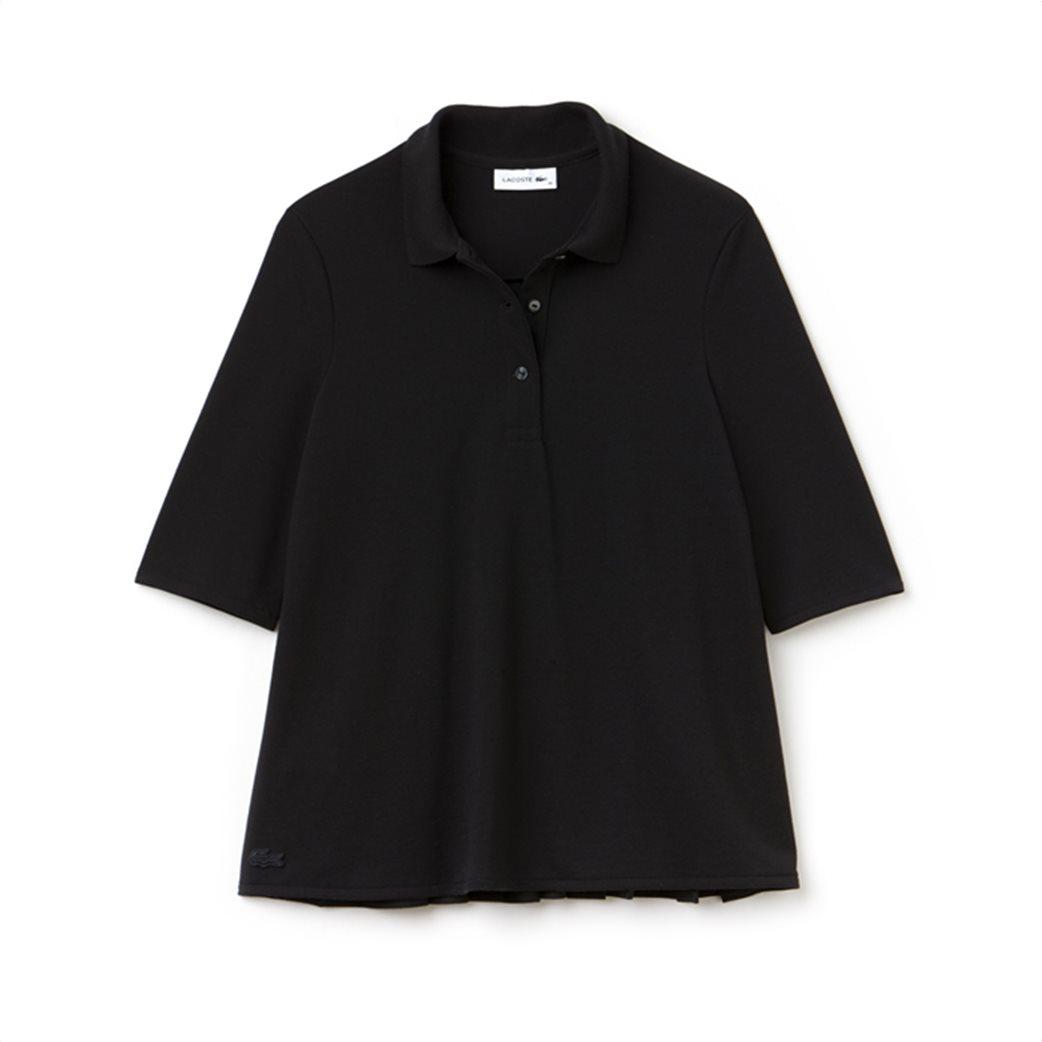 Lacoste γυναικεία μπλούζα loose 2