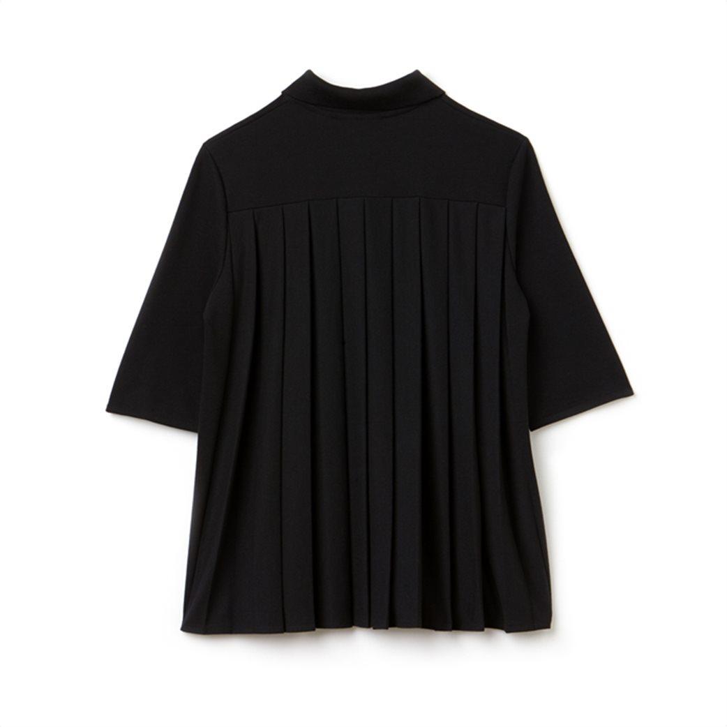 Lacoste γυναικεία μπλούζα loose 3