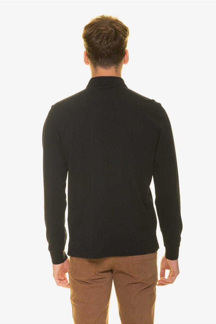 The Bostonians ανδρική πικέ μπλούζα πόλο 3