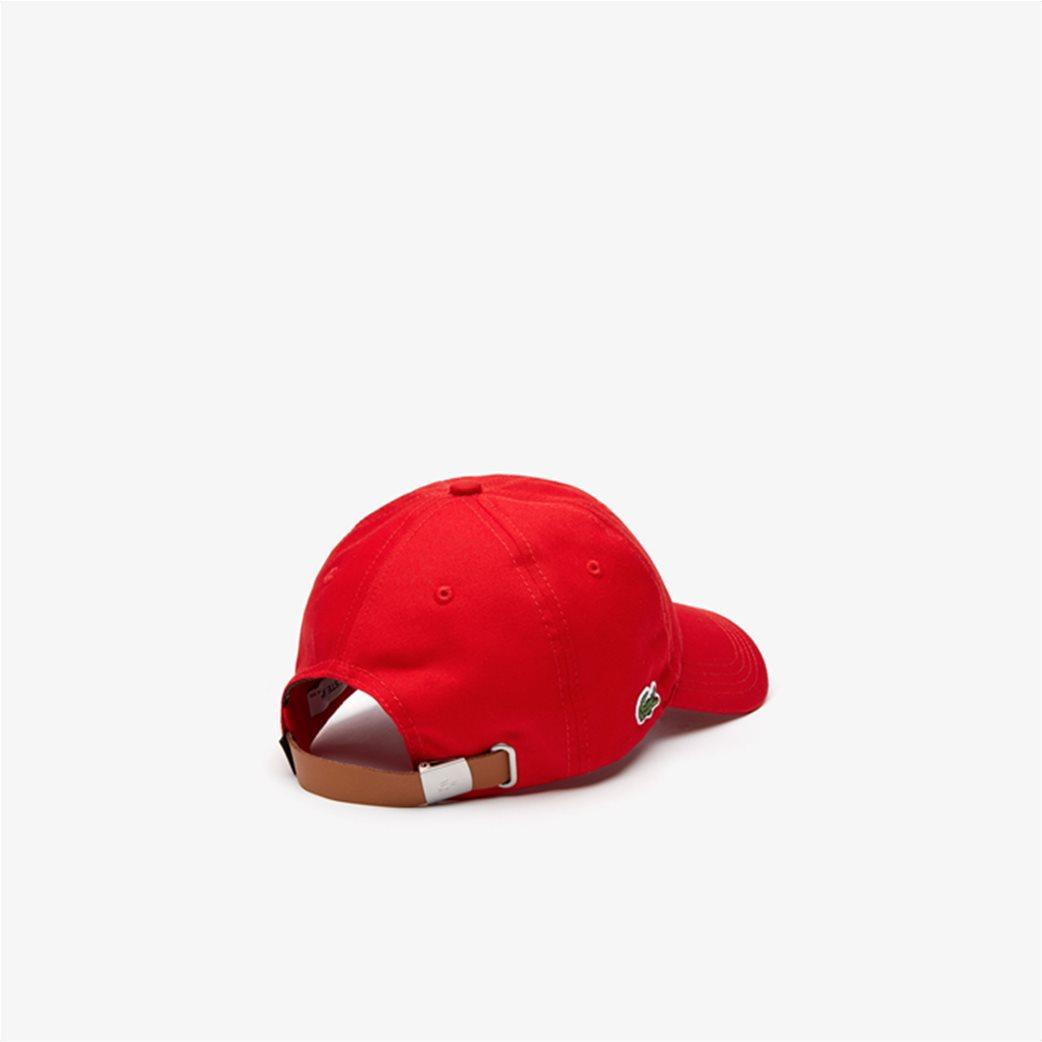 "Lacoste ανδρικό καπέλο ""Contrast Strap"" 1"