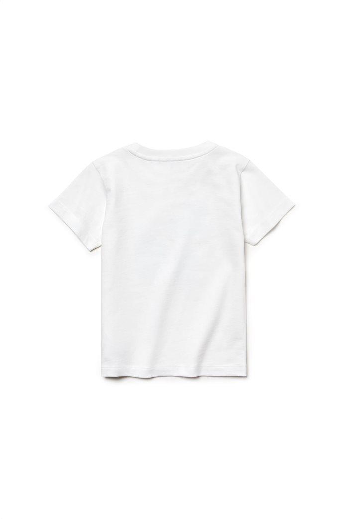 Lacoste παιδικό T-shirt Crocodile Print 1