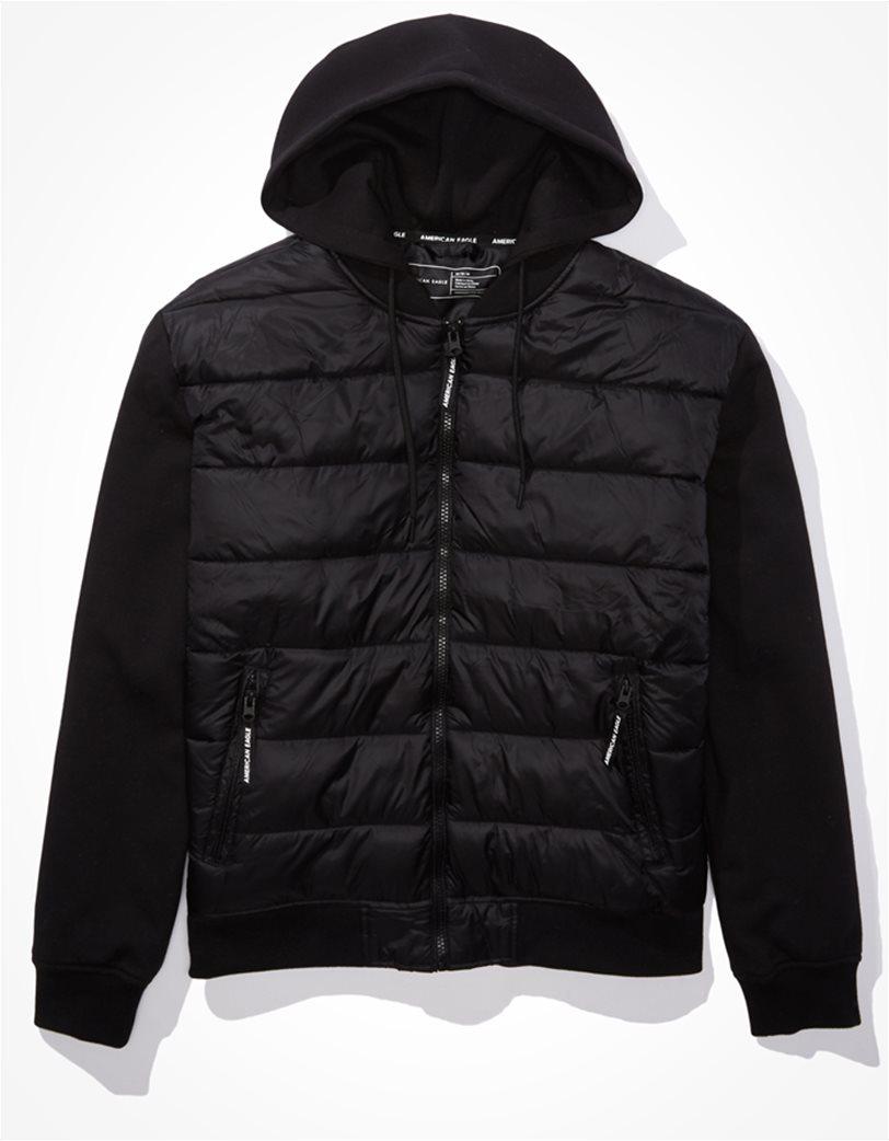 AE Varsity Puffer Jacket 2