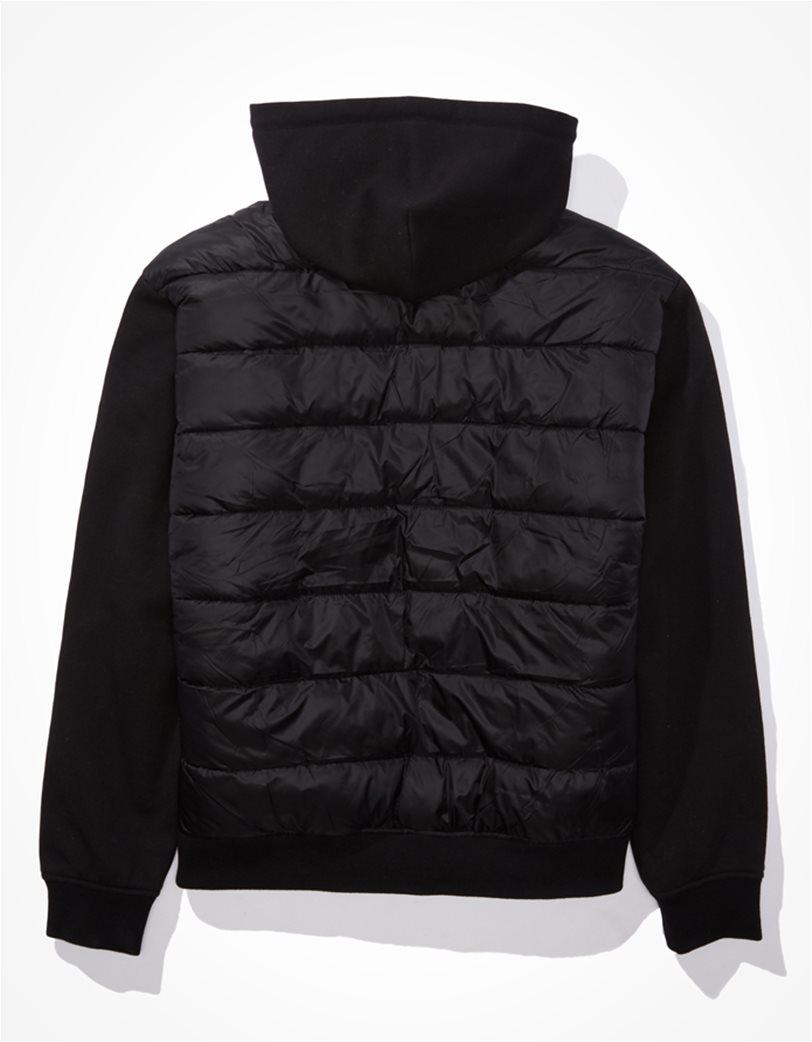 AE Varsity Puffer Jacket 3