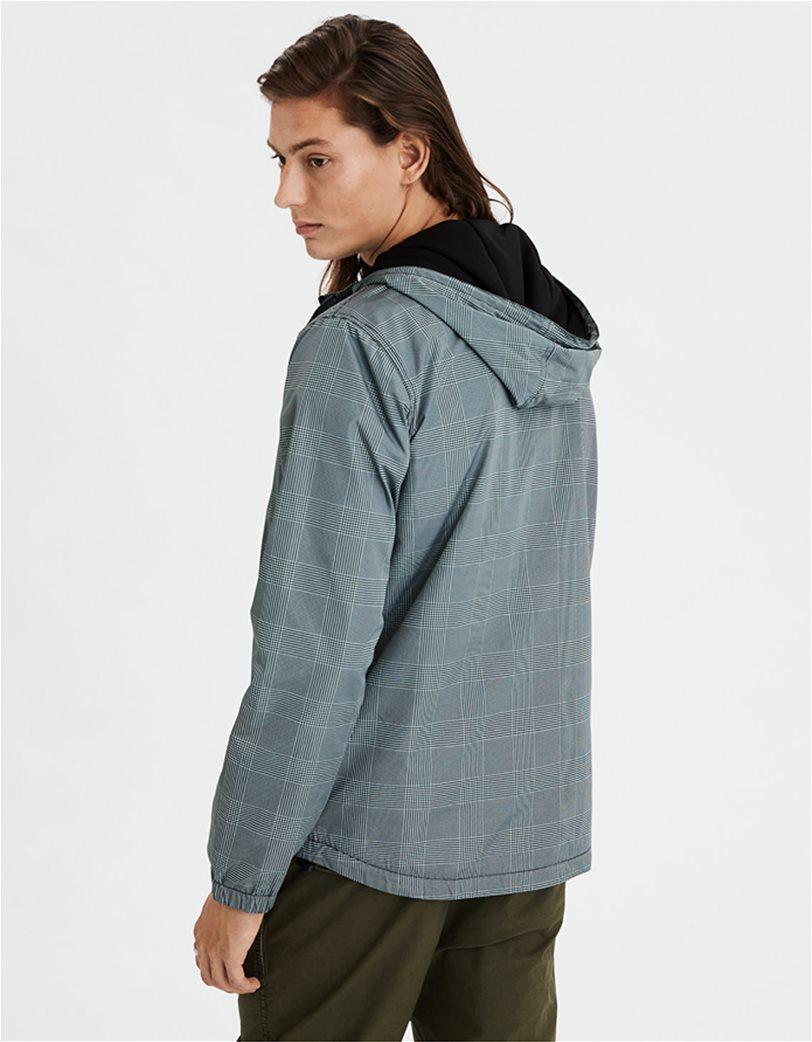 AE Plaid Anorak Jacket 2