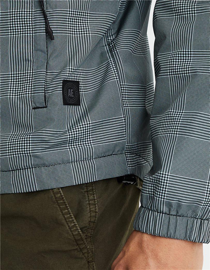 AE Plaid Anorak Jacket 3