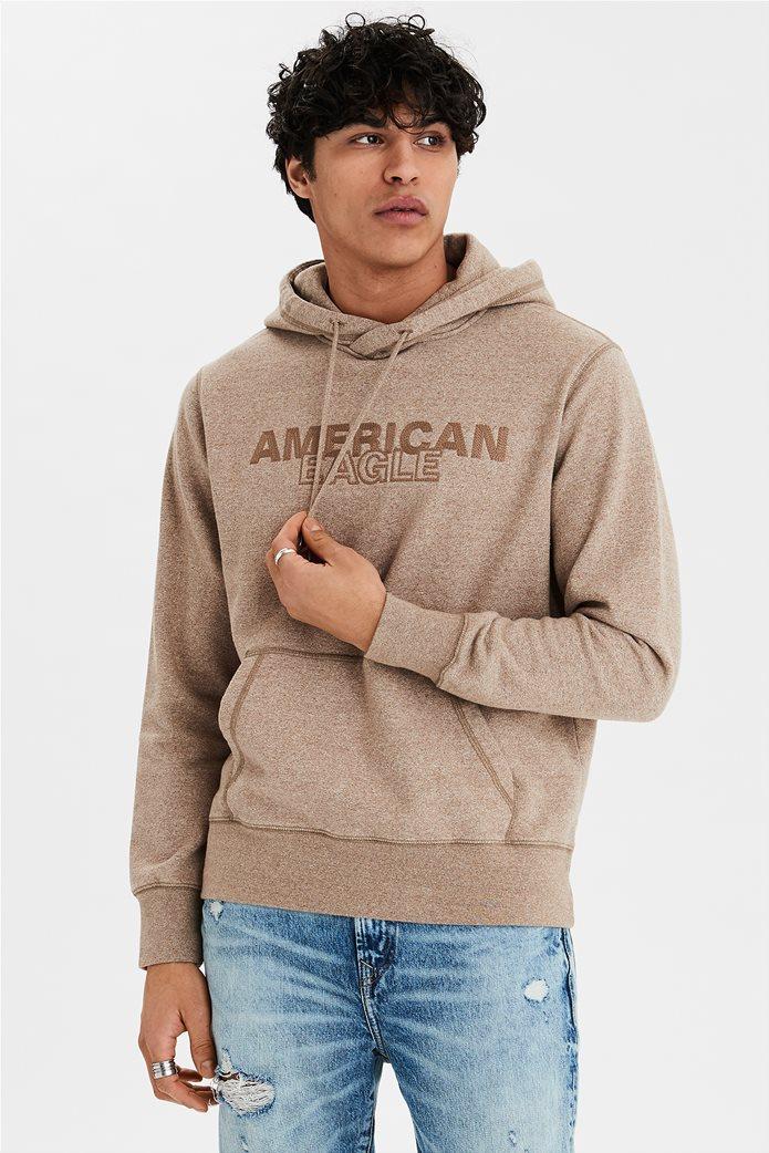 AE Vintage Heathered Fleece Hoodie 0