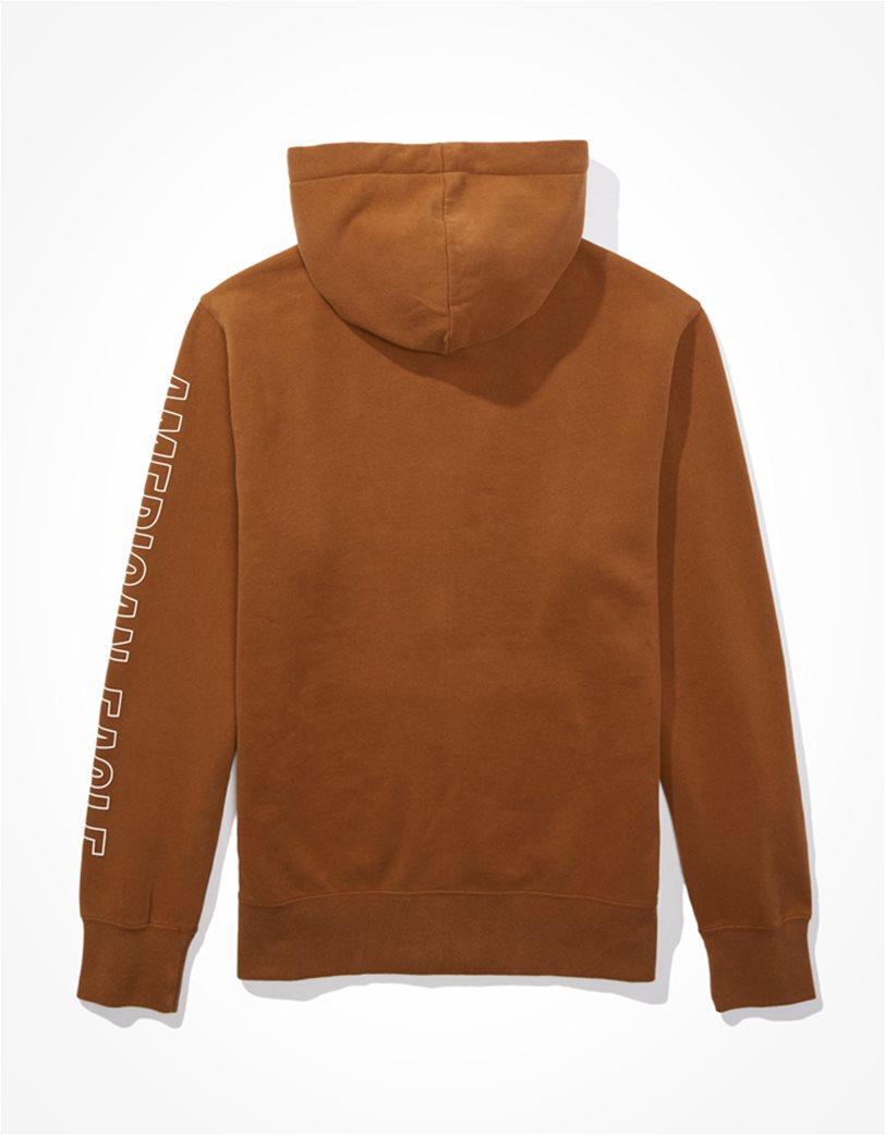 AE Fleece Zip-Up Graphic Hoodie 1