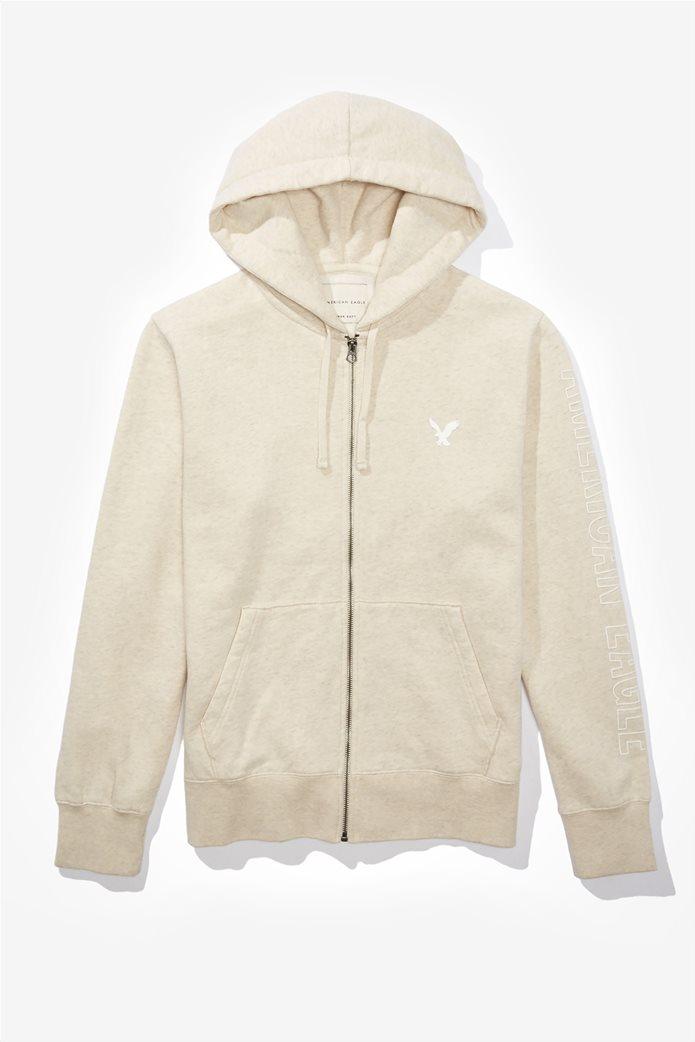 AE Fleece Zip-Up Hoodie 0