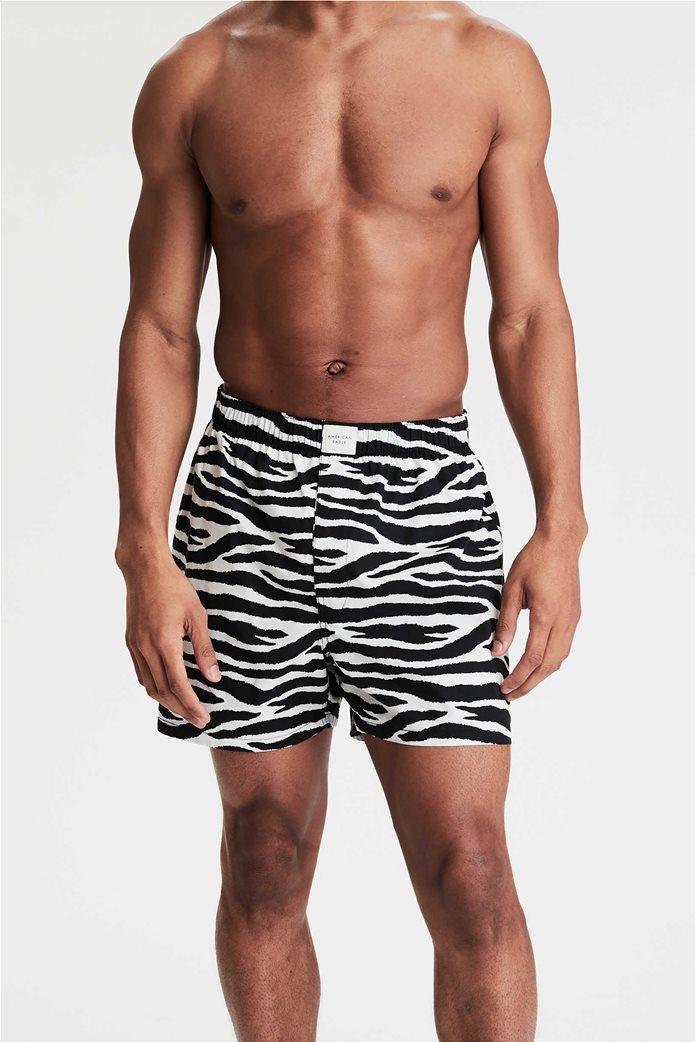 AEO Zebra Stretch Boxer Short 0