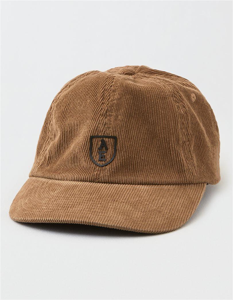 AEO Corduroy Homefield Baseball Hat 1