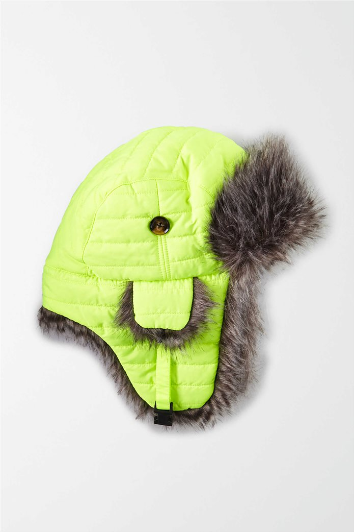 AEO Puffer Trapper Hat 0