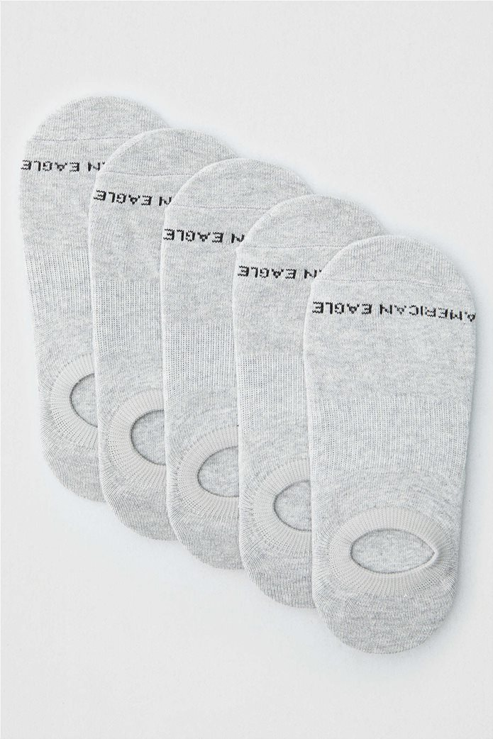 AEO Invisible Socks 5-Pack 0