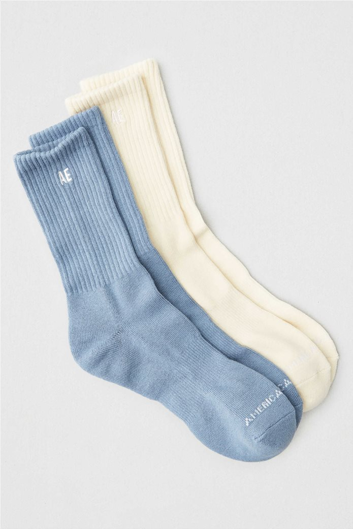 AEO Crew Sock 2-Pack 0
