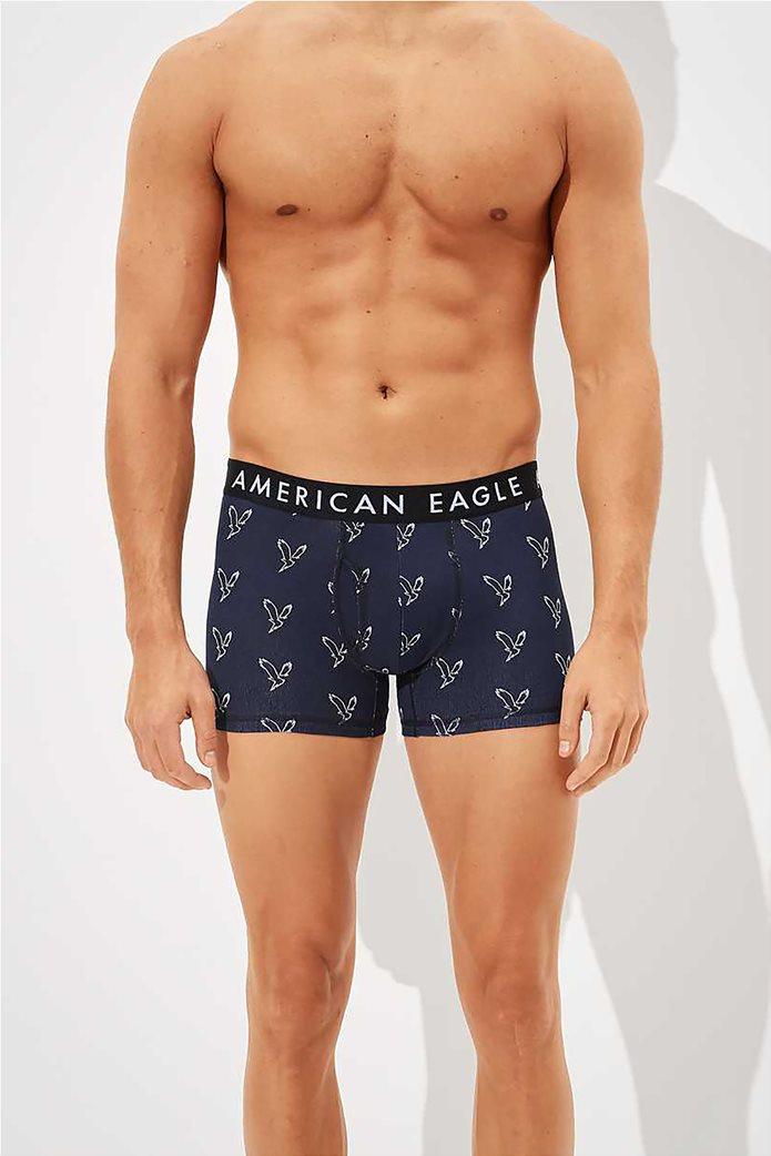 "AEO Eagle 3"" Classic Trunk Underwear Μπλε Σκούρο 0"