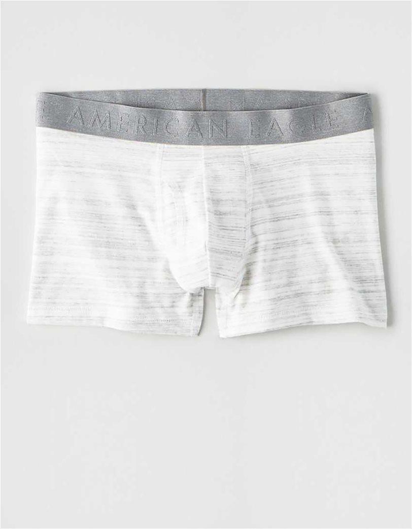 "AEO Space Dye 3"" Classic Trunk Underwear Λευκό 2"
