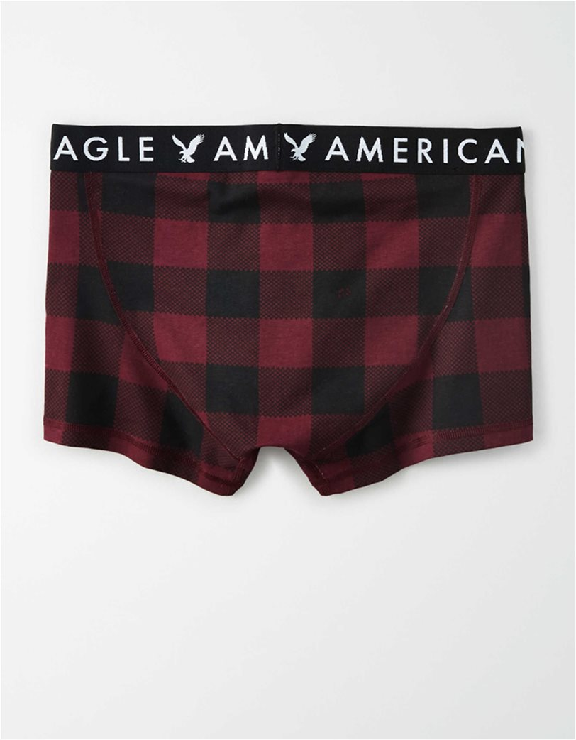 "AEO Plaid 3"" Classic Trunk Underwear 3"
