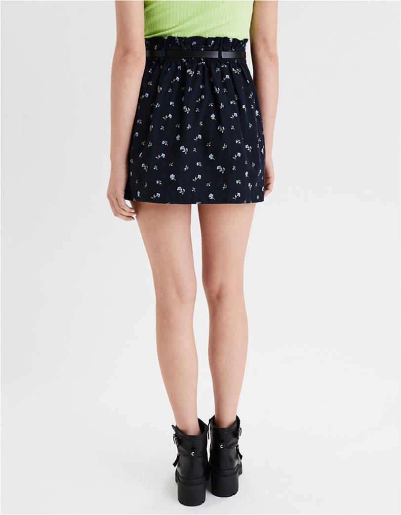 AE High-Waisted Paperbag Mini Skirt 1